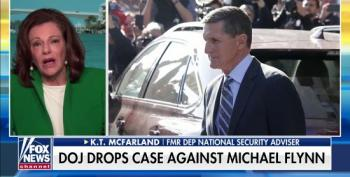 KT McFarland Helps Fox Give Cover To Barr Intervention In Flynn Case