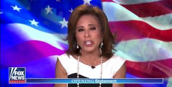 Jeanine Pirro Rages Against Obama For Campaigning Against Trump