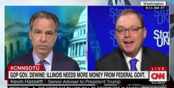 Trump Advisor Says He Has 'Luxury Of A Moment' To 'Think About' State Bailouts