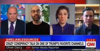 Trump's Promotion Of 'Twisted' OAN Propaganda Network Endangers Lives