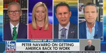 Kilmeade: Americans Need 'Military Mindset' On COVID