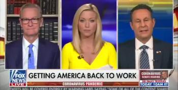 Hypocrisy, Thy Name Is Fox News