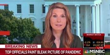 Nicolle Wallace Rakes Fox News Over The Coals For Smearing Dr. Fauci