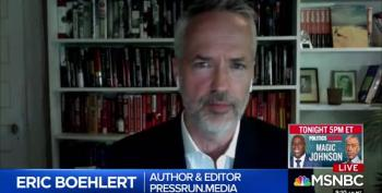 Eric Boehlert Demands Courage From Media — 'Trump Lies About Obama' Is The Only Headline Here