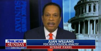 Juan Williams: We've Only Got One Candidate Pushing Conspiracy Theories And Putting Disinfectant In Your Body