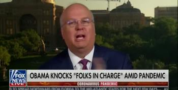 Karl Rove Compares Obama Graduation Remarks To 'Drive-By Shooting'