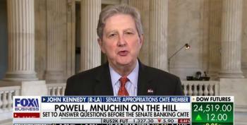 Sen. John Kennedy: Pelosi's Coronavirus Stimulus Bill May Not Be Needed 'At All'