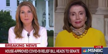 Speaker Pelosi Discusses IG Purge With Nicolle Wallace