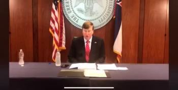 Mississippi Governor Pranked During Virtual Graduation Ceremony