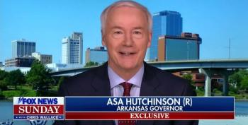 Arkansas Gov. Hutchinson Defends Easing COVID-19 Restrictions Despite Largest Single-Day Increase In Cases