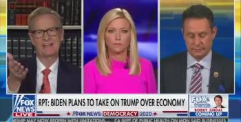 Whoops, Fox And Friends Just Made The Case For Biden 2020