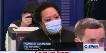 Yamiche Alcindor Pins Kayleigh McEnany On Trump's Cruel Tweets