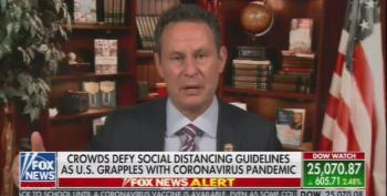 Brian Kilmeade Has A Sad After People Partied Like It Was 1999 Over Memorial Day Weekend