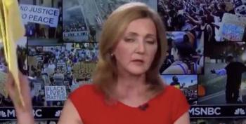MSNBC Anchor Chris Jansing Has Had Enough
