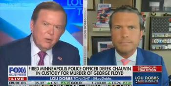 Lou Dobbs Blames Black Churches, Teachers And Leaders For Minneapolis Protests