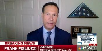 Frank Figliuzzi: Barr Choosing 'Selective Use Of Intelligence' On Protest Groups
