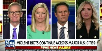 McEnany: Trump Won't Address Nation Because 'Antifa'