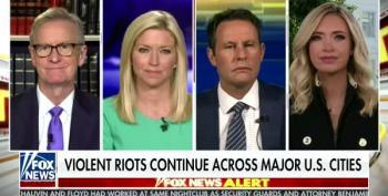 McEnany: Trump Won't Address Nation Because 'Antifa'