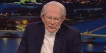 Pat Robertson Wants 1st Degree Murder Charge In Floyd Police Lynching
