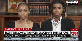 Six Atlanta Police Officers Charged In Brutalization Of Two College Students