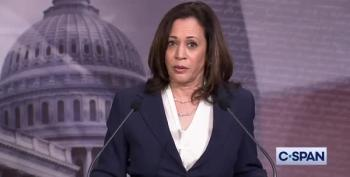 Senator Kamala Harris Addresses Systemic Racism Underlying National Protests
