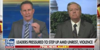 Lindsey Graham Attacks General Mattis For Trump