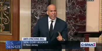 Cory Booker And Rand Paul Debate Anti-Lynching Bill