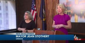 Omaha's Republican Mayor Accuses Korean Woman On Facebook Of Hiding Behind Strange 'Symbols'