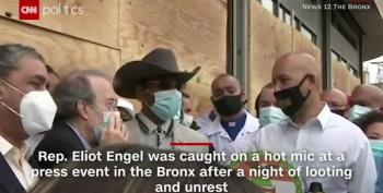 Rep. Eliot Engel Caught On Hot Mic