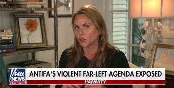 Sean Hannity And Lara Logan Push Dubious Project Veritas Antifa Video