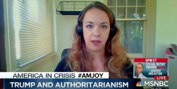Sarah Kendzior: Trump And Authoritarianism