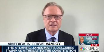 Lawrence O'Donnell: If Anyone Can 'Shake The Trump Base,' It's James Mattis