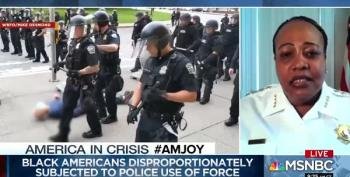 Philadelphia Sheriff Talks About Cleaning Up The Police Force With Joy Reid
