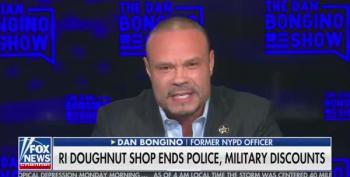 Rhode Island Doughnut Shop Ends Police, Military Discounts