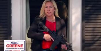Trump Invites QAnon Candidate Marjorie Taylor Greene To His WH RNC Speech