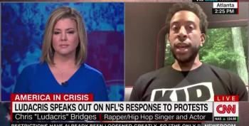 Ludacris: NFL Should Apologize To Colin Kaepernick