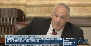 GOP Legislator Who Questioned COVID-19 'Black Hygiene' Now Leads Health Panel