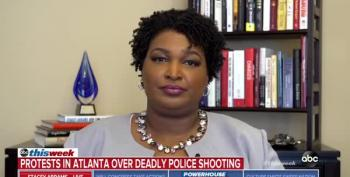 Stacey Abrams: 'We Need Reformation' And 'Transformation Of How We View The Role Of Law Enforcement