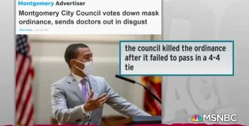 Montgomery City Council Rejects Mask Rule Over Pleas Of Doctors