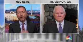 Robert Gates' High Standard: 'At Least Trump Didn't Start A War'