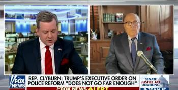 Giuliani Sent Out To Attack John Bolton