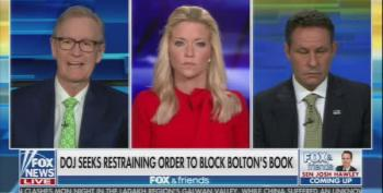 Kilmeade: Bolton's 'Bitchy' Book Bad For The Country