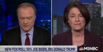 Klobuchar:  We Need A Woman Of Color On The Democratic Ticket