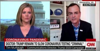 Brianna Keilar Gets The Last Word On Trump Campaign Official Tim Murtaugh