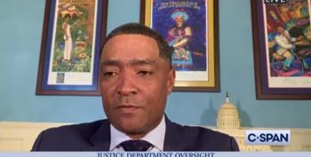 Rep. Cedric Richmond Blasts Trump's Incompetence During Barr Hearing