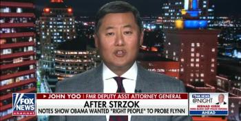 John Yoo Gets Bashed Over Claim Of 'Unfettered Executive Power'