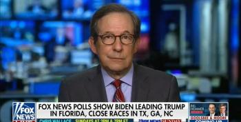 Chris Wallace: Trump's Attack On Biden Over Edited Remarks On Covid Deaths 'Cheap Shot'