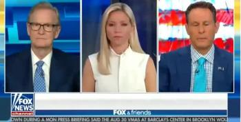 Fox And Friends Looks Miserable As They Cover-up For Russia Bounty Gate