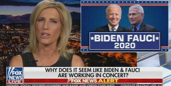 Laura Ingraham Smears Dr. Fauci As Joe Biden's Running Mate