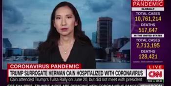 Dr. Leana Wen Calls Trump Tulsa Rally A 'Public Health Nightmare'